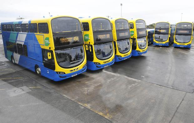 Dublin Bus said traffic played a huge role in punctuality