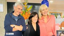 RTE stars at the farewell bash that sparked a furore