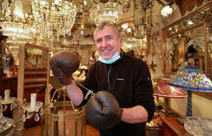 David Doyle, who owns Fadó Antiques, thinks Phibsboro is knockout