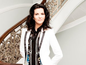 Deirdre O'Kane has hit out at the bureaucracy hindering efforts to ease the Syrian refugee crisis