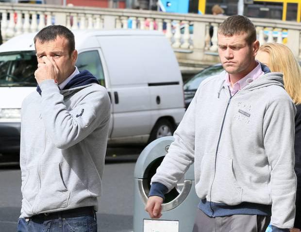 Martin and John Gerard Corcoran appealed the 2015 decision