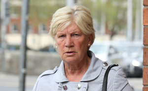 Margaret Keating is suing the taxi driver in the case. Photo: Collins