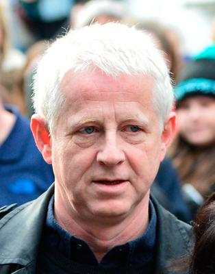 Writer Richard Curtis