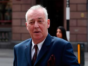 Michael Barrymore said he is innocent over pool death
