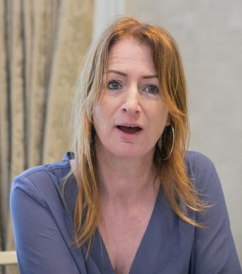 'Time to take them on', says Dublin candidate Clare Daly. Photo: Gareth Chaney/Collins