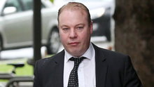 Jim Mansfield Jnr is accused of conspiring to commit false imprisonment and attempting to pervert the course of justice