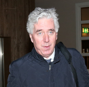 Former chief John Delaney