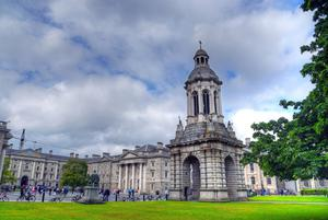 Trinity College plans online tuition