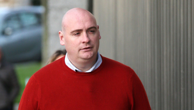 Paul Wells Jnr denies impeding the investigation into the murder of Kenneth O'Brien. Photo: Collins