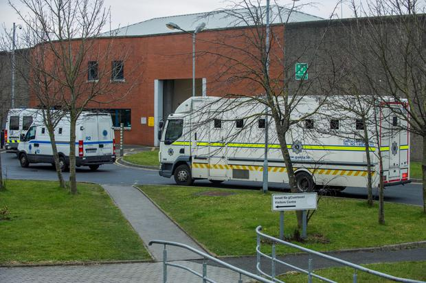 Mark Lawlor had been on remand at Cloverhill Prison on theft charges for just over a week