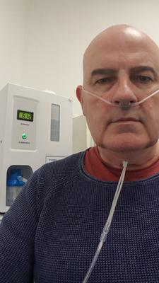Gareth O'Callaghan has said attendants of the protest against face masks are putting other people's lives at risk