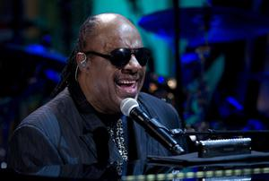 Stevie Wonder is among the big names who will entertain guests