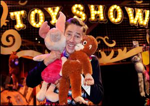 Tubridy on Toy Show