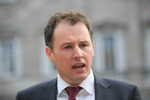 McConalogue is concerned about reciprocal ban on meat