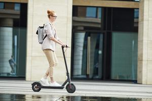 E-scooters could be made legal by Christmas
