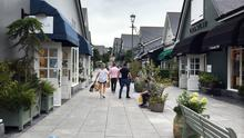 The Kildare Village outlets