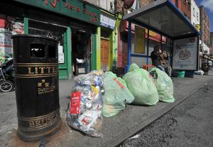 Many councils around the country spent money investigating illegal waste