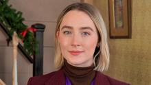 Saoirse said her role was to back those who did the real work