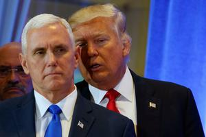Donald Trump and Mike Pence were tested for Covid-19