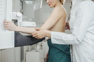 Those expecting a mammogram might have to wait until next month