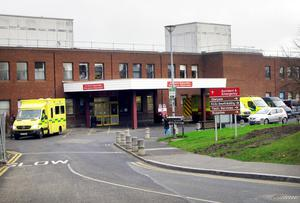 Emergency department at Beaumont