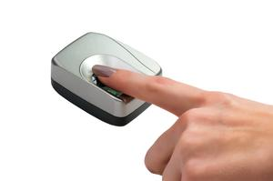 Fingerprint scanners are the report's preferred option
