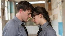 Connell and Mariane in a scene from Normal People