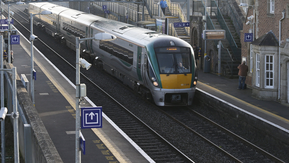 20,000 passengers are expected to board intercity rail services