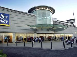 The Liffey Valley plan is centred around a new public plaza