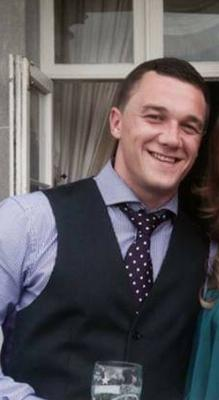 Evan Molloy (28) admitted he should not have been driving