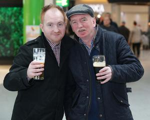 Gerry, and Mark McKeown, from Kimmage