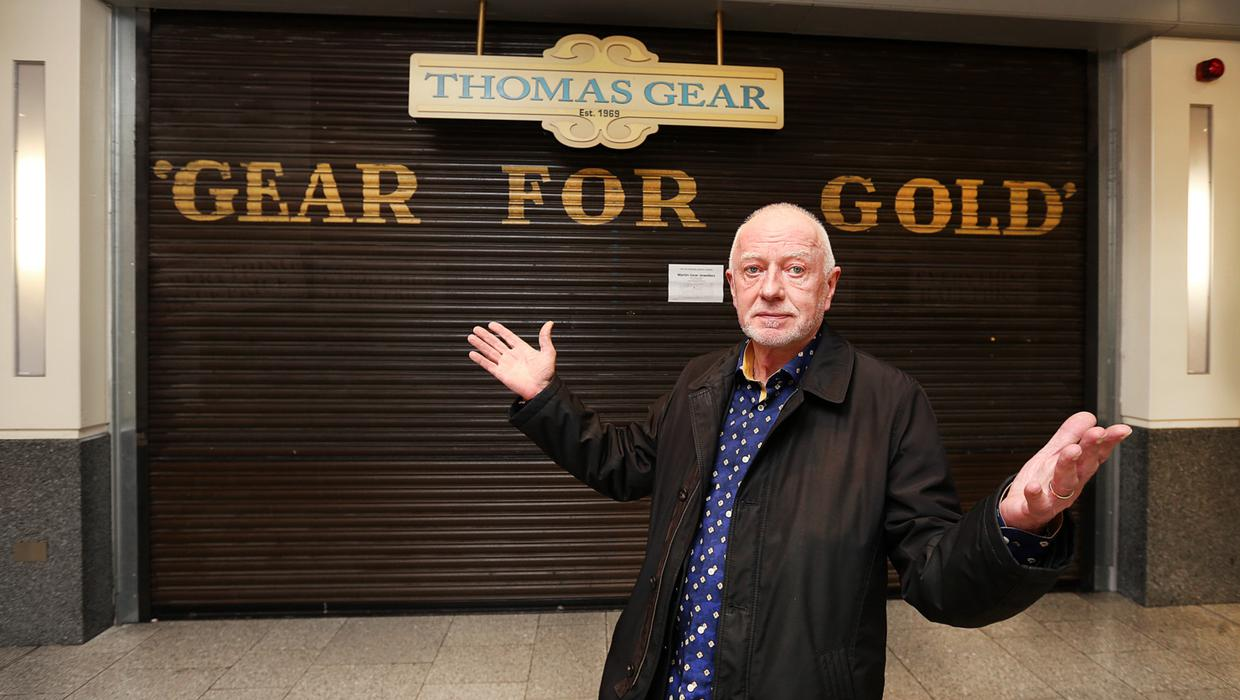 Thomas Gear Jewellers Pulls Shutters Down For Last Time In Ilac Centre After 33 Years Independent Ie
