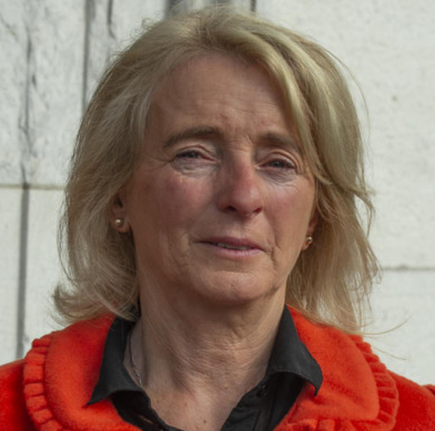 Mary Tyner, the mother of jockey Jack Tyner, wept outside court as she told of 'eight years of torture trying to get answers'