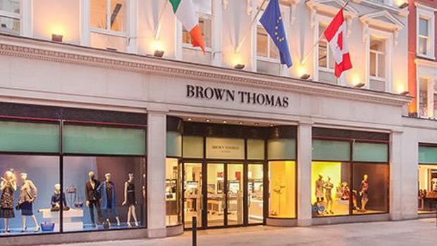 Brown Thomas has applied for a full pub licence