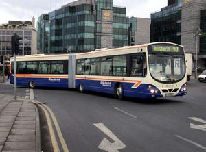 'Bendy' buses will be used for the service