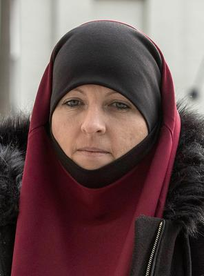 Lisa Smith is charged with membership of a terrorist group
