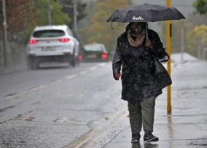 Rain is expected to return