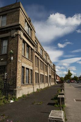 The former Player Wills factory is to be renovated for co-living