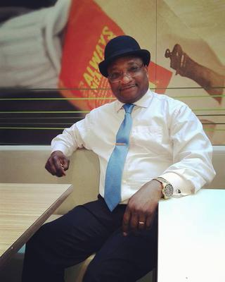 Philip Ogbewe, a fridge technician, masqueraded as a doctor