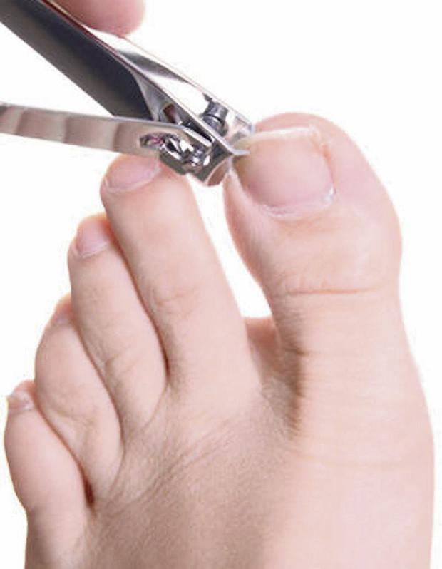 clipping toenails on list of workplace annoyances   herald ie