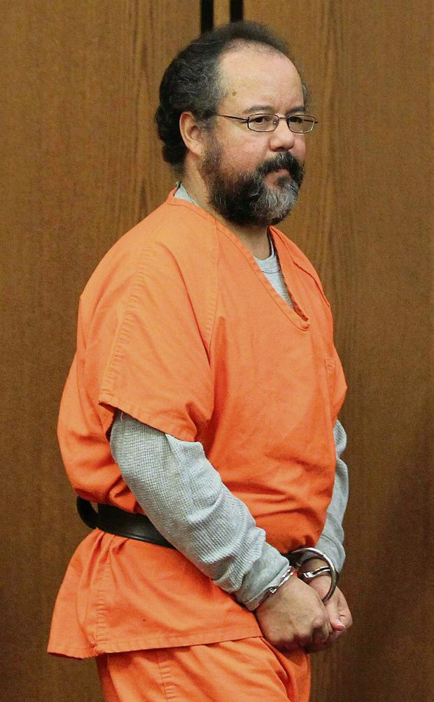 Ariel Castro. Photo: REUTERS/Aaron Josefczyk