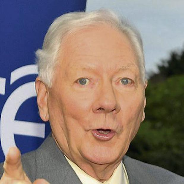 WARNING: Gay Byrne