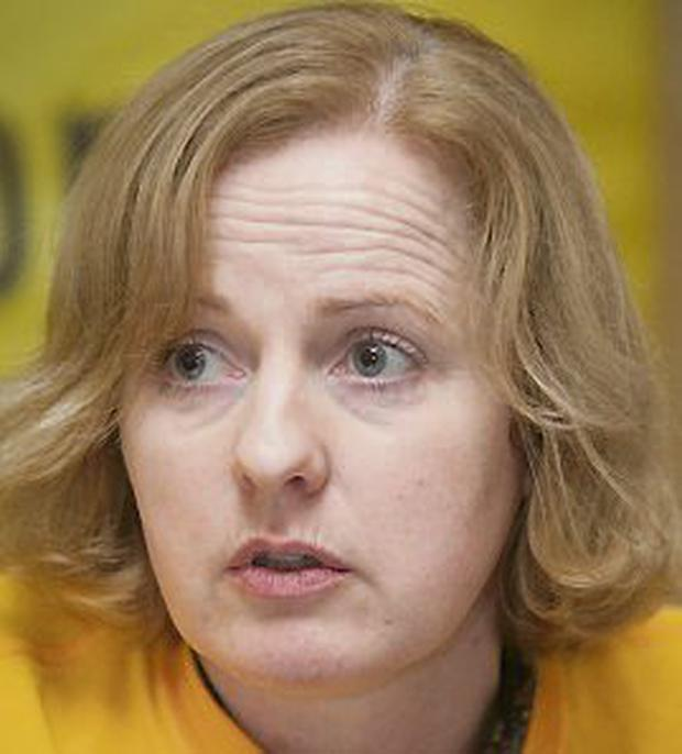 Ruth Coppinger. Photo: Gareth Chaney/Collins