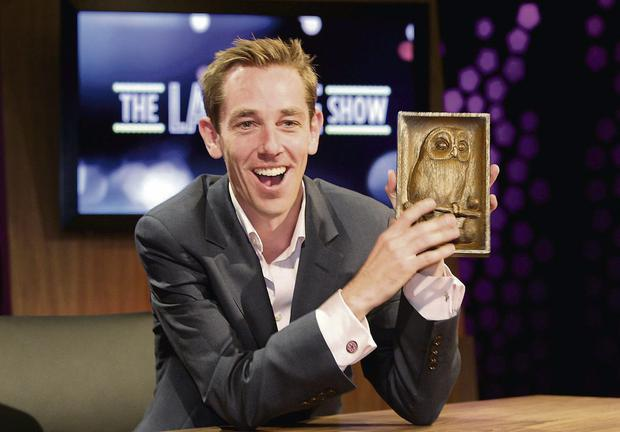 Ryan Tubridy. Photo: Frank McGrath