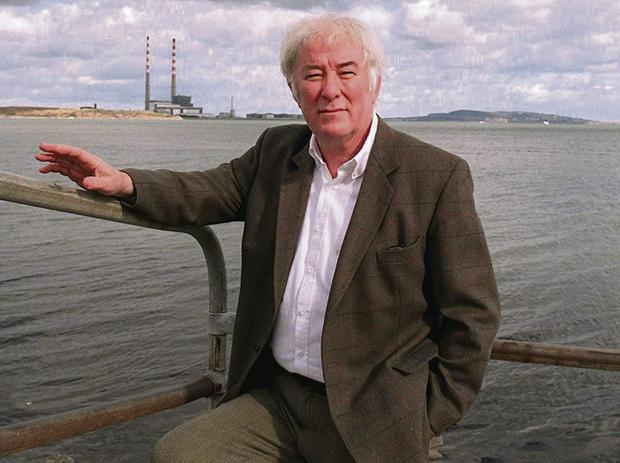 SEAMUS HEANEY: He helped his readers understand that they were not alone.