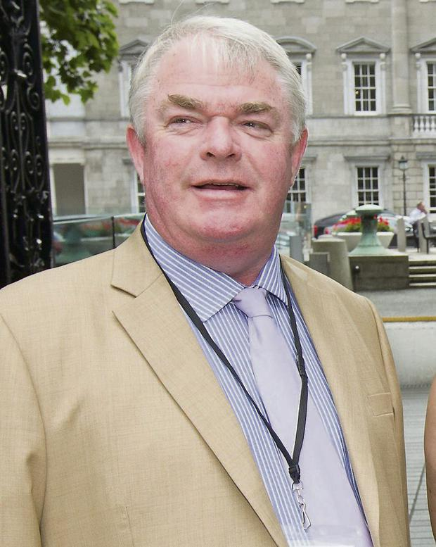 COMMENTS: Irish Kidney Association's Mark Murphy. Photo: Mark Condren