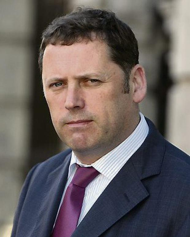 SUED: Barry Cowen