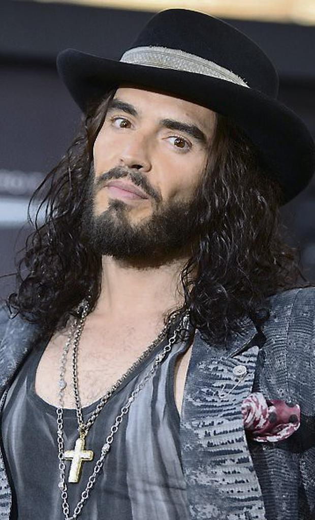 Russell Brand. Photo: Kevin Winter/Getty