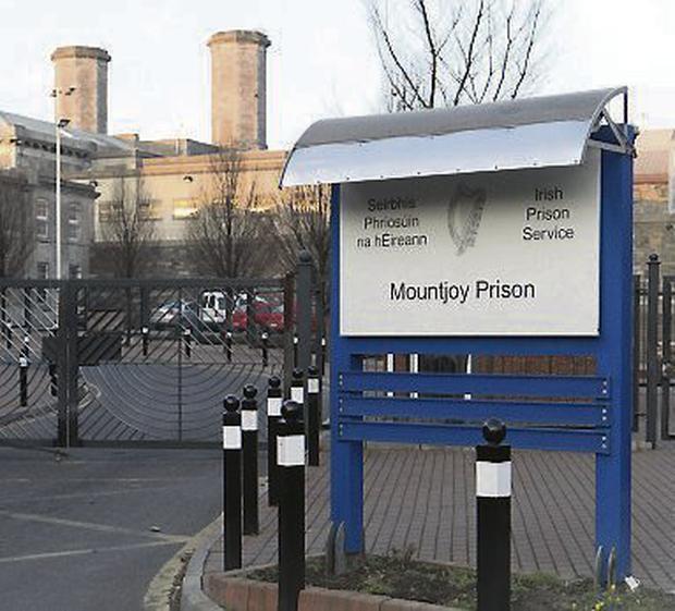 Plans: Mountjoy Prison. Photo: Collins