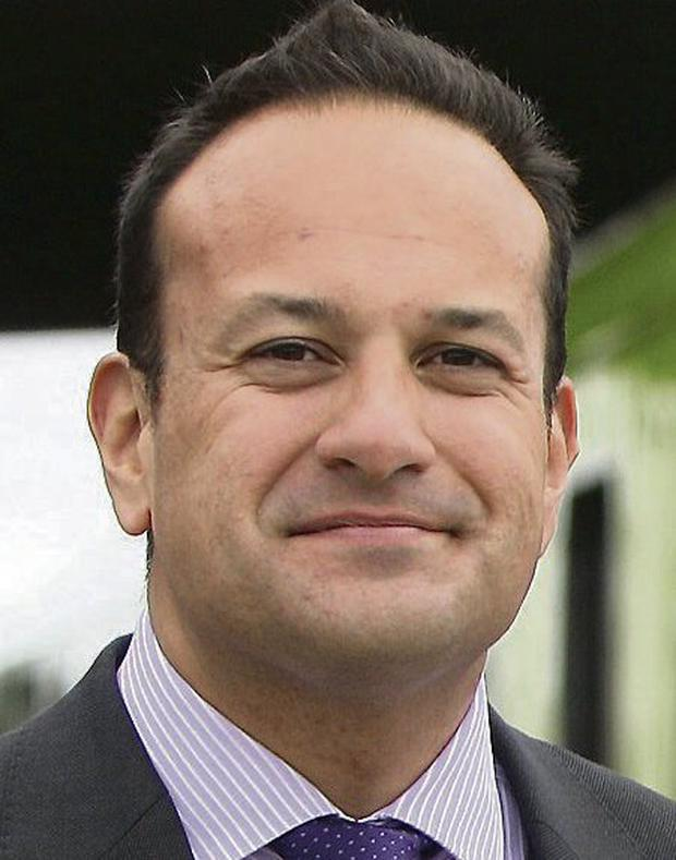 CONCERN: Leo Varadkar. Photo: Damien Eagers